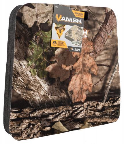 Allen Thermo Ground Seat Nylon Mossy Oak Break-Up Camo