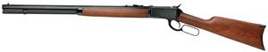 "Rossi 92 Lever 44 Remington Magnum 24"" Walnut Blue"