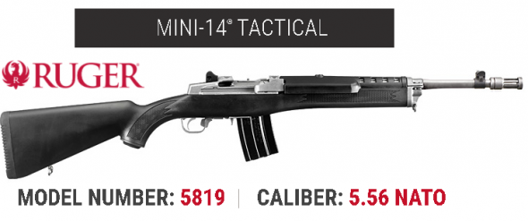 Ruger Mini14 For Sale Best Price In Stock Ruger Mini14 Deal