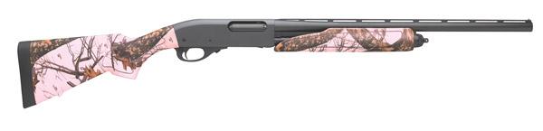 "Remington 870 Pump 20 ga 21"" 3"" Compact Synthetic Black Finish"