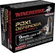 Winchester Ammo S9MMPDB Supreme Elite 9mm Bonded PDX 124 GR 20Box/10Case