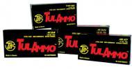Tulammo TA380910 TULAMMO 380 ACP Full Metal Jacket 91 GR 50Box/20Case