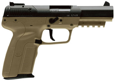 FN Five-seveN® USG 5 7mmX28mm 4 75