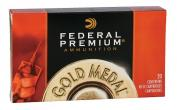 Federal Gold Medal .30-06 168GR Boat Tail Hollow Point 20Box