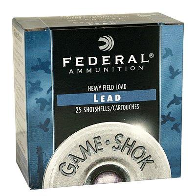 "Federal H12175 Game Shok Game Loads 12 ga 2.75"" 1 oz 7.5 Shot"