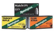 Remington Ammunition RE22EPS Eley 22 LR Lead Flat Nose 40 GR 50Box/100Case