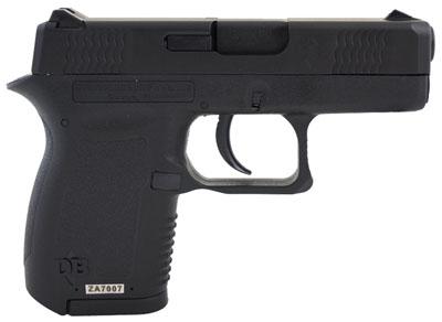 "Diamondback Firearms DB380 380 ACP 2.8"" 6+1 Black Poly Grip Black Finish"