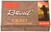 "Ruag Ammotec USA Inc 2317468 Rottweil Exact 12 ga 2.75"" 1.1 oz Slug Shot 5/Box"