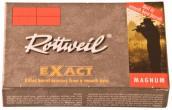 "Ruag Ammotec USA Inc 2317467 Rottweil Exact 12 ga 3"" 1.1 oz Slug 5/Box"