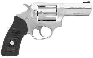 Ruger SP101 Standard 357 RemMag 3 06
