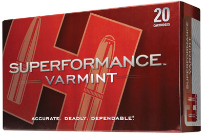 Hornady 83366 V-Max 22-250 Remington V-Max 50 GR 20Box/10Case