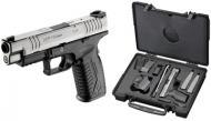 "Springfield Armory XDM Standard 45 ACP 4.5"" 10+1 Syn Grip Black 2TN"