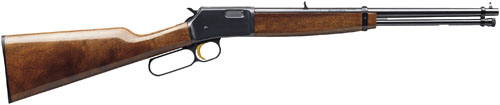 """Browning 024115103 BL-22 Micro Midas 22LR 16.25"""" 11+1 Gloss Walnut Stock Blue"""