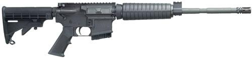 "Smith & Wesson M&P 15 Optics Rdy Semi-Auto 223 Rem 16"" 10+1 6 Pt Col Stk Black"