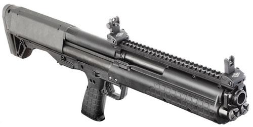 "Kel-Tec KSG KSG Pump 12 ga 18.5"" 2.75"" Black Synthetic Black Finish"