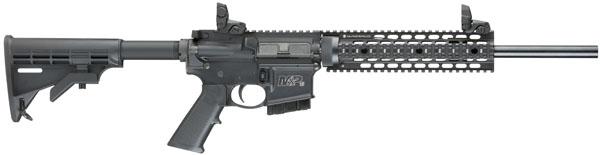 """Smith & Wesson M&P Semi-Automatic 223 Remington/5.56 NATO 16"""" Fixed Black"""
