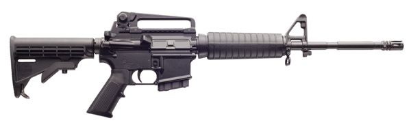 "Bushmaster XT15 Patrol Carbine A3 16"" Barrel .223/5.56NATO 10 Round"