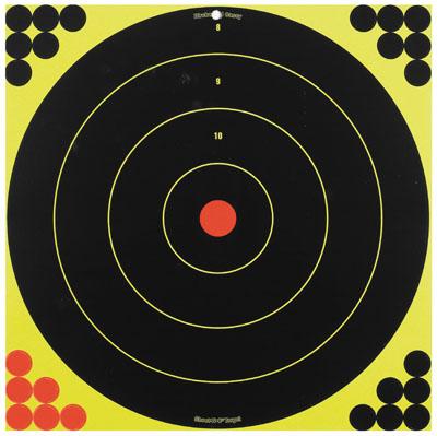 "Birchwood Casey Targets Shoot N C Self Adhesive Target 17.25/"" 5-Pack # 34185"