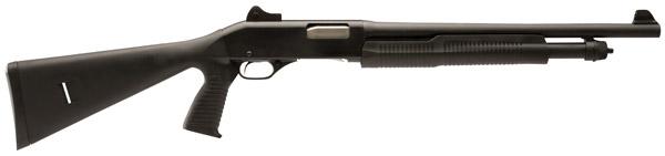 "Stevens 320 12 Gauge/18.5"" Barrel/3"" Chamber  5 Round Pistol Grip Ghost Ring Sights"